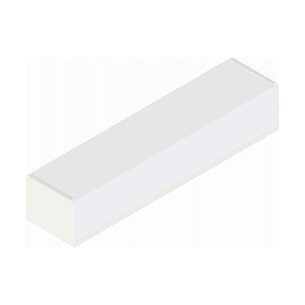 Einfache LED-Notleuchten