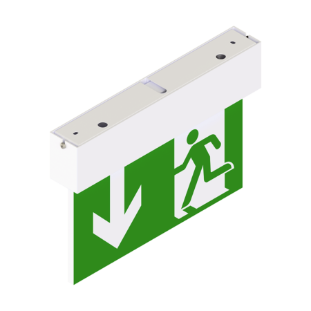 LED-Fluchtweg Symbol-Leuchte