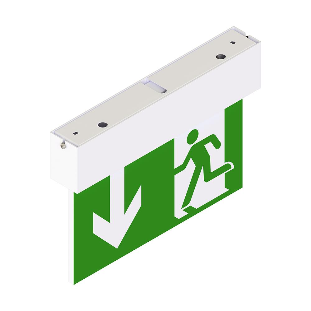LED-Fluchtweg Symbol-Leuchte für Symbolplatte